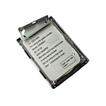 80 GB HDD Hard Disk Drive + Mount Bracket for Sony PS3 Super Slim CECH-400X
