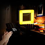 kreativa varmvit sensor avseende barnet sova nattlampa (diverse färg)