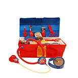 (con luz&música) juegan médico de la caja Juego de imaginación juguetes juguetes de bricolaje