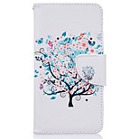 Trees Pattern Card Phone Cover For LG K7/K10