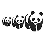 AYA™ DIY Wall Stickers Wall Decals, Lovely Panda Wall Sticker Type PVC Wall Stickers
