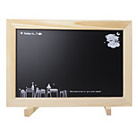 Log Hang Type Message Board, Support Type Dual Purpose Magnetic Whiteboard