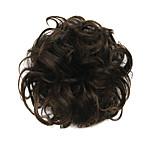 Wig Black Chocolate 6CM High-Temperature Wire Hair Circle Colour 2/30