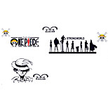 Cartoon Design / Stillleben / Mode / Personen / Freizeit Wand-Sticker Flugzeug-Wand Sticker,PVC 70*50*0.1