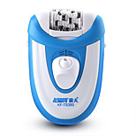 Epilator Women Body Electric Low Noise Dry Shave Stainless Steel