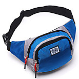 15 L Belt Pouch/Belt Bag / Cycling Backpack Climbing / Leisure Sports / Cycling/Bike / Traveling / RunningOutdoor