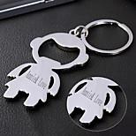 Personalized Gift Keychain Zinc Alloy Modern