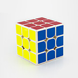 Magic Cube IQ Cube Yongjun Three-layer Speed / Professional Level Smooth Speed Cube Magic Cube puzzle Rainbow ABS