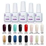 ILuve Nail Polish For Nail Art UV Gel Odorless Long Lasting Soak Off 15ml/per Bottle  238 Color Choices GLA1339-1355