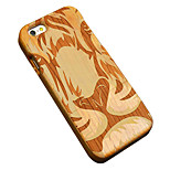 Coque Arrière Extra-Fin / Other Other en bois Dur TigerCase Cover ForApple iPhone SE/5s/5