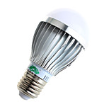 Zweihnder W460 E27 5W 480LM Warm White/White Light LED Milky Cover Energy-Saving Bulbs
