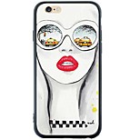 6S iphone plus / 6 / iPhone 6S / 6 copertina morbida sexy TPU