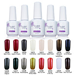 ILuve Nail Polish For Nail Art UV Gel Odorless Long Lasting Soak Off 15ml/per Bottle  238 Color Choices GLA1418-1434