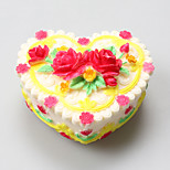 The heart-shaped rose Clay Resin Jewelry Box Chocolate Silicone Molds,Decoration Tools Bakeware