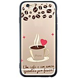iPhone 6s Plus/6/iPhone 6s/6  Delicious Food TPU Soft Back Cover