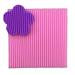 Vertical Stripe / Embossing Type Candy Fondant Cake Molds  For The Kitchen Baking Molds