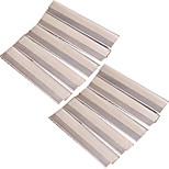 Japanese Brand 10 Piece Eyebrow Beard Stainless Steel Razor Blade