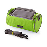 New Bicycle Handlebar Bag Car Head Touch Screen Mobile Phone Bag Mountain Bike Cycling Bag