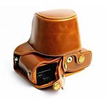 SLR-가방-올림푸스브라운