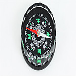 Compasses Convenient / Pocket Hiking / Camping / Travel / Outdoor Other Black