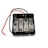 1.5V 4-AA Battery Case for Model Car / Airplane
