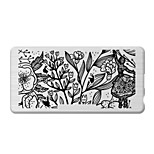 BlueZOO Rectangle Printing Nail Art Stamping (C-036)