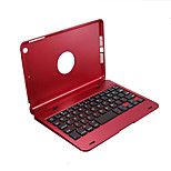 Touchpad Ultra Slim 2in1 Bluetooth 3.0 Wireless Keyboard Foldable Case Stand Cover Holder for iPad Mini 1 2 3
