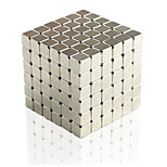648pcs 4mm silver magic magnetic cube magnetic square cube neo cube toy