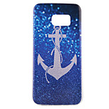 Back Pattern Anchor TPU Soft Case Cover For Samsung Galaxy S7 edge plus / S7 edge / S7