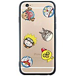 iPhone SE/5s/5 TPU Soft Animation Back Cover
