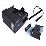 DIY Magnet Google Cardboard Virtual Reality VR Mobile Phone 3D Viewing Glasses For 4.7-6