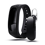 S8 Smart Bracelet Headset 2In1 Bluetooth 4.0 Pedometers Sleep Tracker Health Assistant Headset (Assorted Colors)