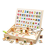 Multifunctional Learning Box, Magnetic Spell Spell, Digital Operation for Children Toys