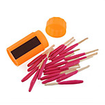 Stormproof Windproof Waterproof Camping Survival Matches 20pcs/Box