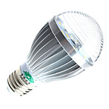 5W E26/E27 Lâmpada Redonda LED A60(A19) 10 SMD 5730 450 lumens lm Branco Quente / Branco Natural Decorativa AC 85-265 / AC 220-240 V 1 pç
