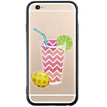 iPhone 6s Plus/6/iPhone 6s/6 TPU Soft Fast Food Back Cover