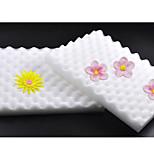 FOUR-C Fondant Cake Tools Fondant Flower Shaping Sponge Pad Cake Molds