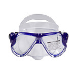 Diving Masks Adult / Women / Men Yellow / Blue / Black silicone