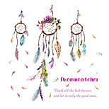 Wall Stickers Wall Decals, Fashion Dreamcatcher Wind Chime PVC Wall Sticker