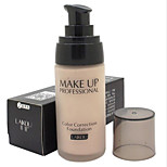 2016 LAIKOU Base Face Liquid Foundation BB Cream Concealer Moisturizer Oil-control Whitening Waterproof Maquiagem