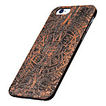 Back Cover Ultra-thin / Other Other Wooden HardApple iPhone 6s Plus/6 Plus / iPhone 6s/6