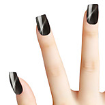 SIOUX Cat Eye Black Glitters 6ML Nail Glue Nail Polish for 2 Years