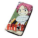 Fairy Tail Natsu Dragneel PU Leather wallets