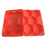 Hamburger Mold Burger Diamond Meat Press Cookies Circular BBQ Grill Homemade Tray