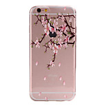 Coque Arrière corps Transparent Transparents TPU DouxApple iPhone 6s Plus/6 Plus / iPhone 6s/6