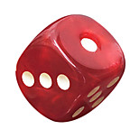 Royal St Creative Selling Large Bars Nightclubs 16 Mm Pearl Drinking Game Astrological Dice Resin 50 Grain/Package