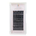 South Korean Imports Silk Protein  Grafting Eyelash 11mm  / Eyelash Natural Long Extended