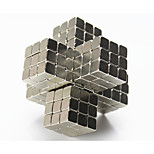 432pcs 4mm silver magic magnetic square cube magnetic neo cube toy