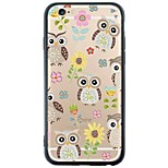 iPhone 6s Plus/6/iPhone 6s/6 Animals TPU Soft Back Cover