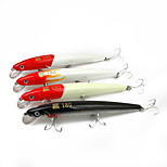 1 pcs Hard Bait / Minnow / Fishing Lures Hard Bait / Minnow Multicolored 50 g/18cm Hard PlasticSea Fishing